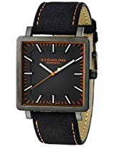 Stuhrling Original Analog Black Dial Men's Watch - 909.335OF1