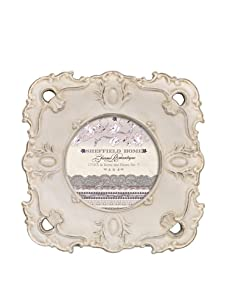 Intrigued Fusion Frame (Shabby White)