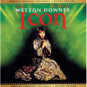 ICON (+ 5 Bonus Tracks) (re-issue)