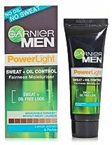 Garnier Men Powerlight Sweat + Oil Control Fairness Moisturiser 50g