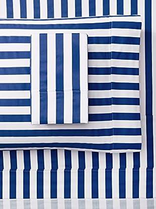 Mélange Home 400 Thread Count 100% Cotton Bold Stripe Sheet Set