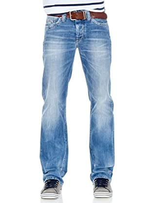 Pepe Jeans Jeans Kingston L34 (Blau)