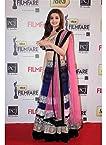 Bollywood cutey Alia Bhatt Blue Lehenga choli