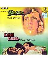 Silsila/Kabhie Kabhie (Bollywood Film Soundtrack/Hindi Songs/Shiv-Hari/Indian Cinema)