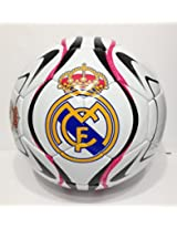 NEW SEASON 2015 REAL MADRID SOCCER BALL SIZE 5 HOME LICENSED AND AUTHENTIC