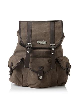 Mojo Triple Play Backpack, Brown