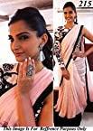 Sonam Kapoor Blackberry Bollywood Replica Saree