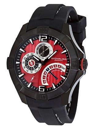 STÜRLING ORIGINAL 264.335637 - Reloj de Caballero movimiento de cuarzo con correa de silicona