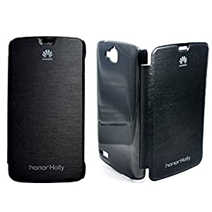 Huawei Honor Holly Flip Cover - Black