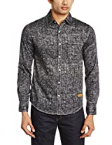 Status Quo Men's Regular Fit Shirt