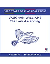 Williams: the Lark Ascending: