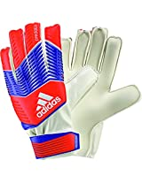 Adidas M38742 Pred Young Pro Football Gloves, Youth Size 6 (Ngtfla/Solred/White)
