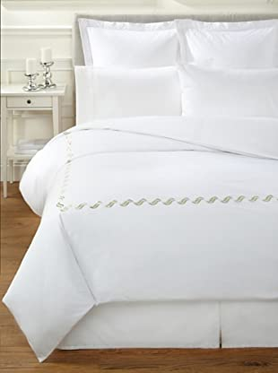 Westport Linens Scroll Percale Duvet Set