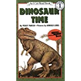 Dinosaur Time (I Can Read Book 1)Peggy Parish�ɂ��