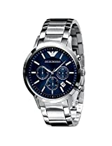 Emporio Armani  Analog Blue Dial Men's Watch AR2448