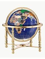 Replogle Globes Compass Jewel Gemstone Globe, 13-Inch Diameter