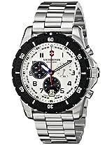Victorinox Men's 241681 Stainless Steel Watch