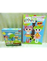 Lalaloopsy Coloring/Activity Book & Puzzle