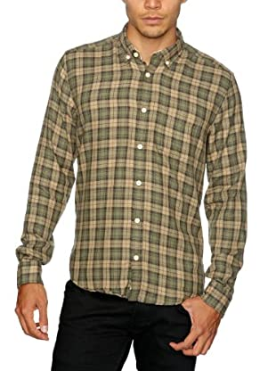 Cottonfield Hemd (Oliv)