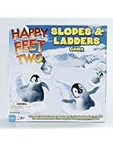 HAPPY FEET 2 SLOPES AND LADDERS