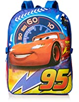 Disney Boys' Cars Lightning Mcqueen Backpack with Lunch Kit