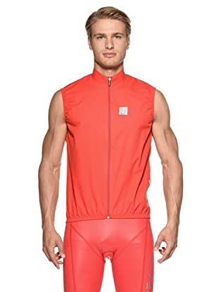 Santini Camiseta Windstopper (Rojo)