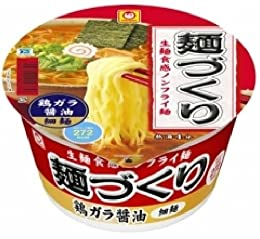 麺づくり 鶏ガラ醤油 97g×12個