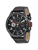 Tommy Helifiger Gents Classic Trent Leather Band Watch -TH 1791136