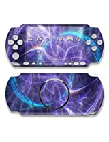 Flux Design Decorative Protector Skin Decal Sticker For Sony Psp 3000