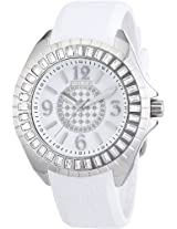 Police Analog White Dial Women's Watch - PL13090JS/28F