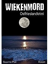 Wiekenmord - Ostfrieslandkrimi (German Edition)