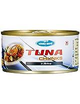 Oceans Secret Tuna in Brine, 180g