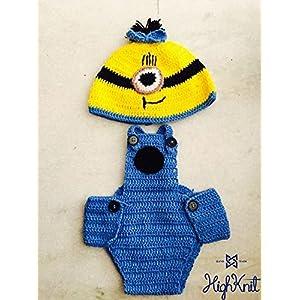 HighKnit Minion Baby Wear