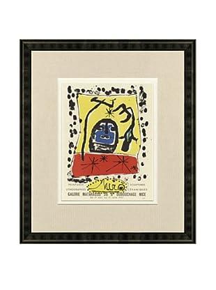 Joan Miró: Galerie Montarasso, 1959