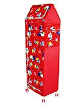 Amardeep and Co XL Multipurpose Toy Box (Red) - ALE-01-Red-T.T