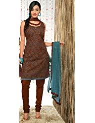 Rajrang Unstitched Cotton Salwar Suits Women's Wear Dress Material
