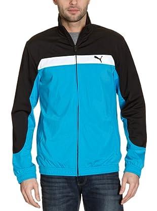 Puma Jacke Track (blue danube-black)
