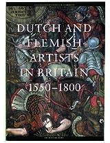Dutch & Flemish Artists in Britain 1550-1800