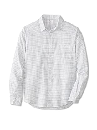 Jean Machine Men's City Checked Woven Shirt (Related)