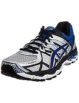ASICS Men's Gel-Kayano 21  Lightning, Royal and Black Mesh Running Shoes - 8.5 UK