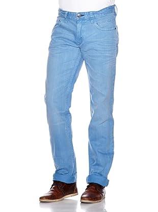 Tom Tailor Pantalón Sabaudia (Azul orient)