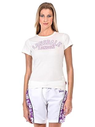 Lonsdale Camiseta Thalang (Blanco)