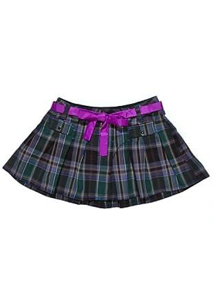 Datch Dudes Minifalda Saint Johns (Verde / Negro / Gris)