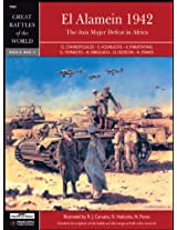Squadron Signal Publications El Alamein 1942: The Axis Major Defeat in Africa Book