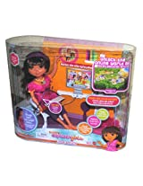 Nickelodeon Dora Links 12 Doll with Lights and Sounds - Dora's Explorer Girls w