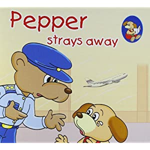 Pepper Strays Away
