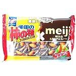 亀田の柿の種 チョコ&アーモンド 85g ×12袋セット