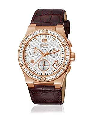 Esprit Collection Orologio al Quarzo Woman Pherousa Rose Brown 36 mm