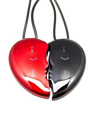 Unotec Mp3 Táctil Corazón (Set De 2 Uds) Con 4GB