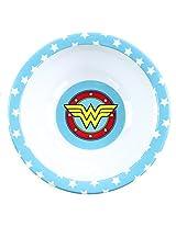 Bumkins DC Comics Melamine Bowl, Wonder Woman